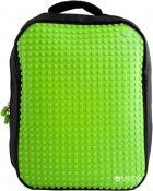 Рюкзак Upixel Classic Черный с зеленым (6955185809211) - изображение 1