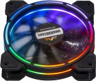 Кулер Frime Iris LED Fan Think Ring Multicolor (FLF-HB120TRMLT16) - изображение 2