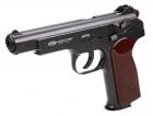 Пневматичний пістолет Gletcher APS BB Blowback Пістолет Стечкіна АПС блоубэк газобалонний CO2 120 м/с - зображення 3
