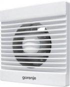 Вентилятор для ванной Gorenje BVN100WS - изображение 1