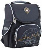 Рюкзак каркасный YES H-11 Oxford 34x26x14 см 12 л Черный (553294) - изображение 1