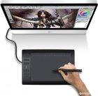 Графический планшет Huion New 1060Plus с перчаткой - изображение 8
