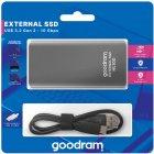 Goodram HL100 256GB USB 3.2 Type-C TLC Black (SSDPR-HL100-256) External - зображення 4