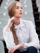 Сорочка ANNA YAKOVENKO 1993 XL Біла (ROZ6400030520) - зображення 1
