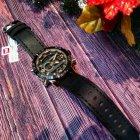 Чоловічі спортивні кварцові годинники Naviforce Kosmos Black NF9097 - зображення 6