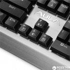 Клавиатура проводная Aula Assault Mechanical USB Metallic (6948391239309) - изображение 4