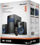Акустична система Real-El M-550 Black - зображення 4