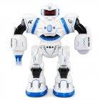 Боевой программируемый робот JJRC R3 Cady Will Бело-синий (JJRC-R3B) - изображение 2