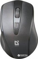 Мышь Defender Datum MM-265 Wireless Black (52265) - изображение 1