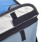 Термосумка Long Ice Drink серо-голубая 30 л 3830-1 - изображение 7