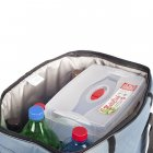 Термосумка Long Ice Drink серо-голубая 30 л 3830-1 - изображение 10