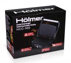 Гриль Holmer HCG-160 - зображення 8