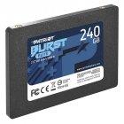 """Накопичувач SSD 240GB Patriot Burst Elite 2.5"""" SATAIII TLC (PBE240GS25SSDR) - зображення 2"""