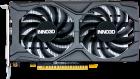 INNO3D PCI-Ex GeForce GTX 1650 Twin X2 OC V2 4GB GDDR6 (128bit) (1635/12000) (DVI, HDMI, DisplayPort) (N16502-04D6X-1720VA30) - изображение 1