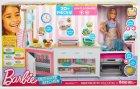 "Набор Barbie ""Готовим вместе"" (887961626094) (FRH73) - изображение 3"