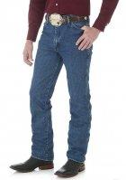 Джинсы мужские Wrangler 936 Cowboy Cut Slim Fit (облегающие) Stonewashed W36 L32 Голубые (6063263632) - изображение 3