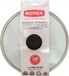 Крышка стеклянная Rotex 28 см (RCL10-28) - изображение 2