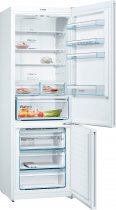 Двухкамерный холодильник BOSCH KGN49XW306 - изображение 2