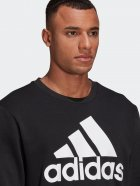 Свитшот Adidas M Bl Ft Swt GK9076 M Black/White (4064045287419) - изображение 5
