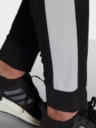 Спортивний костюм Adidas M Cotton Ts GM3826 L Black/White (4064044078568) - зображення 6