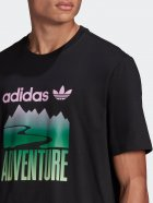 Футболка Adidas Adv Mount Tee GN2357 L Black (4064047778762) - изображение 5