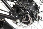 "Електровелосипед E-motion Fatbike 48V 1000 Вт 26"" чорний (ELF-BLACK) - зображення 7"