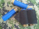 Комплект СайдСеддл (SideSaddle) BML – патронташ на ствольну коробку для дробовика 12 калібру з м'яких матеріалів (тканина) (77772) - зображення 3