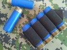Комплект СайдСеддл (SideSaddle) BML – патронташ на ствольну коробку для дробовика 12 калібру з м'яких матеріалів (тканина) (77772) - зображення 6