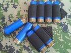Комплект СайдСеддл (SideSaddle) BML – патронташ на ствольну коробку для дробовика 12 калібру з м'яких матеріалів (тканина) (77772) - зображення 7