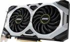 MSI PCI-Ex GeForce RTX 2060 Ventus 6G OC 6GB GDDR6 (192bit) (1710/14000) (3 x DisplayPort, 1 x HDMI 2.0b) (RTX 2060 VENTUS 6G OC) - зображення 2