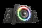 Акустична система Trust GXT 629 Tytan RGB Illuminated 2.1 Speaker Set (22944) - зображення 1