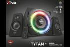Акустична система Trust GXT 629 Tytan RGB Illuminated 2.1 Speaker Set (22944) - зображення 6