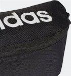 Поясна сумка (бананка) Adidas Daily Waistbag GE1113 Black/Black/White (4061612207313) - зображення 5