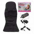 Массажная вибрационная накидка в авто, на кресло Massage Robotic Cushion - изображение 2