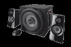Акустична система Trust Tytan 2.1 subwoofer speaker set with bluetooth black(19367) - зображення 3