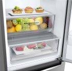 Двокамерний холодильник LG GW-B509SMJZ - зображення 15