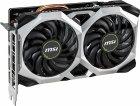 MSI PCI-Ex GeForce RTX 2060 Ventus XS 6G OC 6GB GDDR6 (192bit) (1710/14000) (3 x DisplayPort, 1 x HDMI) (GeForce RTX 2060 VENTUS XS 6G OC) - зображення 2