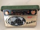 Аккумуляторный радиоприемник аудиосистема с пультом управления и Bluetooth радио Kemai Retro (MD-503BT) - изображение 5
