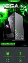Корпус GameMax Vega Pro Grey - зображення 19