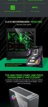 Корпус GameMax Vega Pro Grey - зображення 20