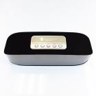 Беспроводная аккумуляторная Bluetooth колонка акустика New Rixing NR-2014 Original Black - изображение 2