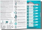 Концентрат в ампулах для коррекции морщин и восстановления упругости кожи лица La Roche-Posay Hyalu B5 Ampoules 7 x 1.8 мл (3337875729864) - изображение 4