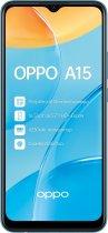 Мобільний телефон OPPO A15 2/32 GB Mystery Blue - зображення 2