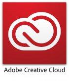 Adobe Creative Cloud for teams. Ліцензії для комерційних організацій і приватних користувачів, річна передплата на одного користувача в межах замовлення від 10 до 49 (65297752BA02A12) - зображення 1