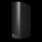 """Зовнішній жорсткий диск 3,5"""" 12TB WD Elements Desktop (WDBWLG0120HBK-EESN) USB 3.0 Black - зображення 1"""