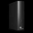 """Зовнішній жорсткий диск 3,5"""" 12TB WD Elements Desktop (WDBWLG0120HBK-EESN) USB 3.0 Black - зображення 3"""