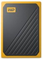 Портативный SSD USB 3.0 WD Passport Go 1TB Yellow (JN63WDBMCG0010BYT-WESN) - зображення 1