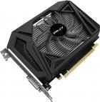 PNY PCI-Ex GeForce GTX 1650 Super Single Fan 4GB GDDR6 (128bit) (1725/12000) (HDMI, DisplayPort, DVI-D) (VCG16504SSFPPB) - зображення 2