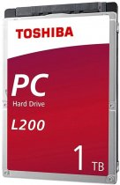 """Жорсткий диск Toshiba L200 1TB 5400rpm 128MB HDWL110UZSVA 2.5"""" SATAIII - зображення 1"""