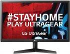 """Монітор 23.6"""" LG UltraGear 24GL600F-B - зображення 1"""